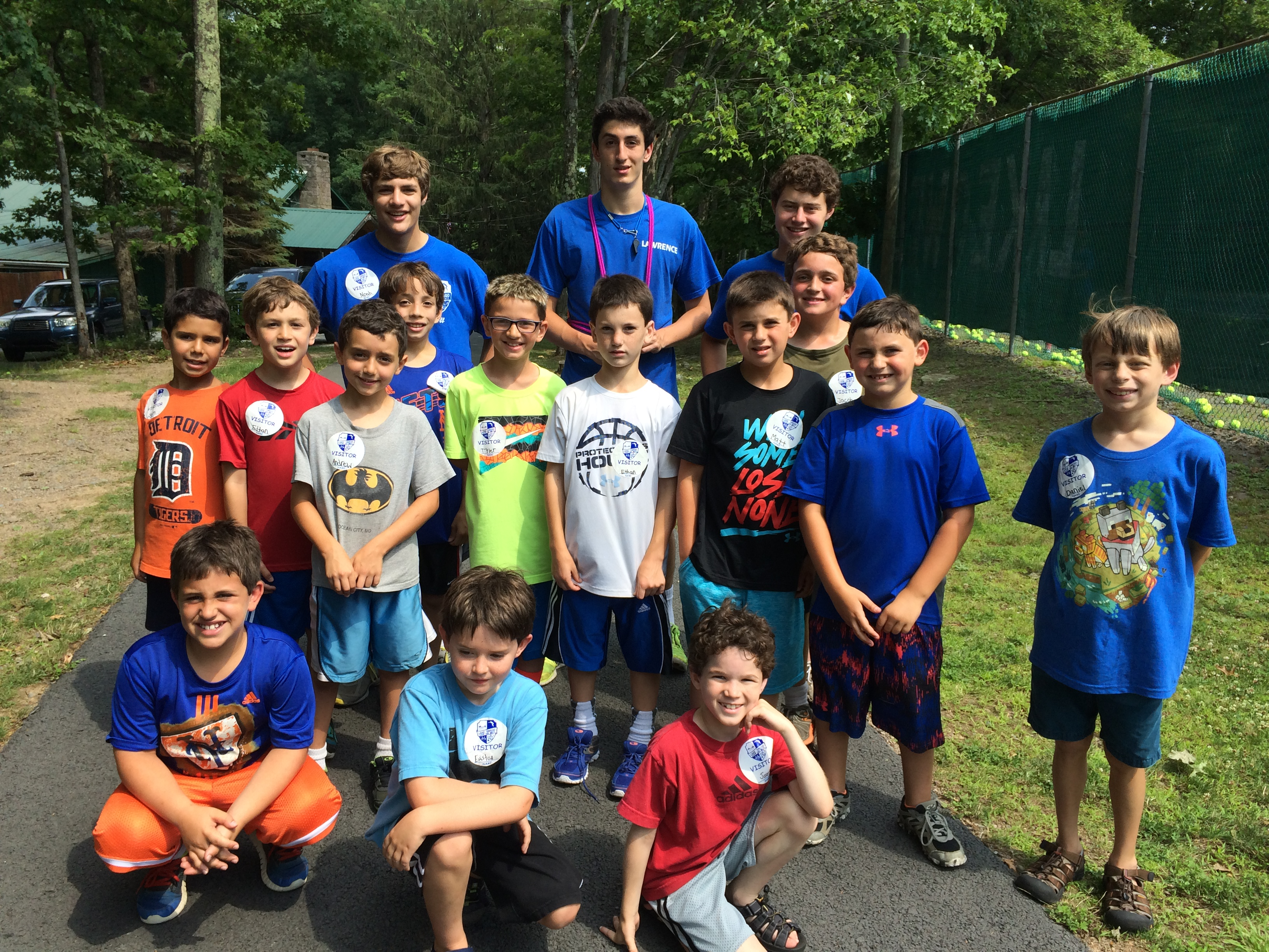 We had the best time welcoming our first group of 13 Explorers who came to  try our camp for a weekend. Counselors Larry, Micah, Ben and Noah, ...